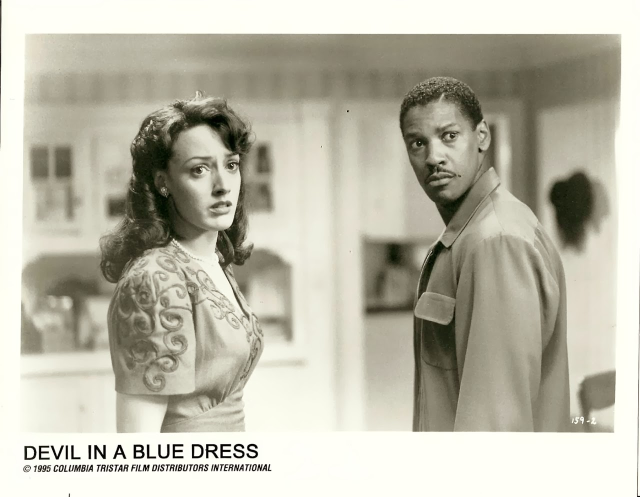 The movie devil in a blue dress