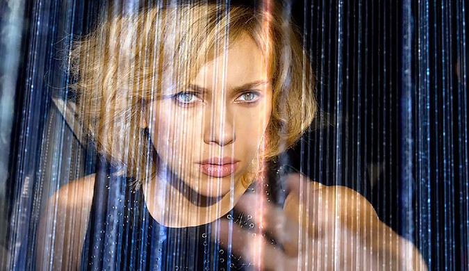 is scarlett johansson s lucy the summer s smartest dumb movie or