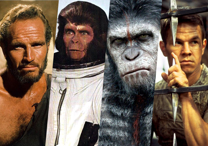 Best to worst ranking the planet of the apes movies indiewire publicscrutiny Gallery