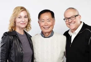 Jennifer M. Kroot, George Takei, Bill Weber