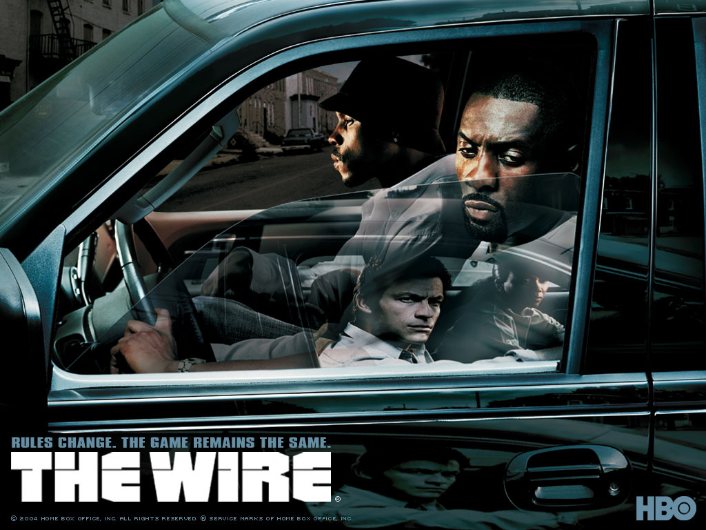 Image result for the wire hbo