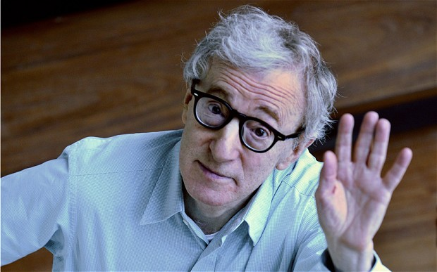 9 Highlights from Woody Allen's First Podcast (Even Though He Doesn't Know What A Podcast Is)