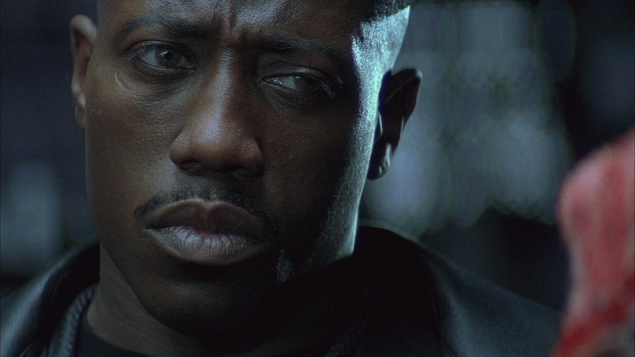 Blade movie pics
