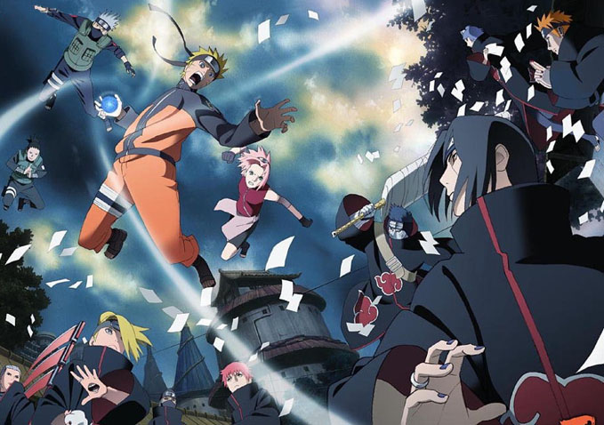 Anime Review Road To Ninja Naruto The Movie Indiewire