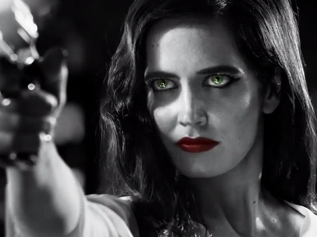Sin City Reviews The Dame S To Kill For The Movie Less So