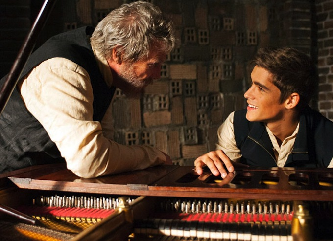 The Giver Movie Review MOVIE REVIEW  THE GIVER