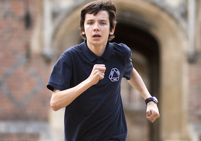 Watch: Asa Butterfield is a Mathematical Boy Genius In 'X+Y