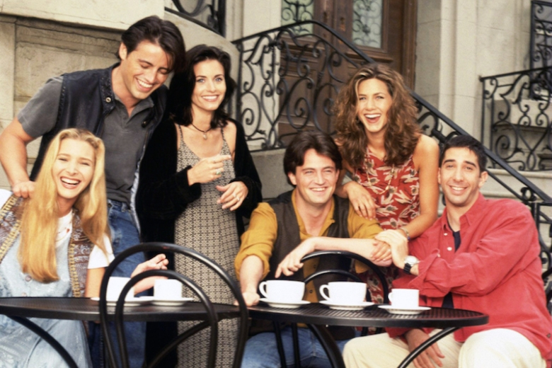 Image result for Friends first season