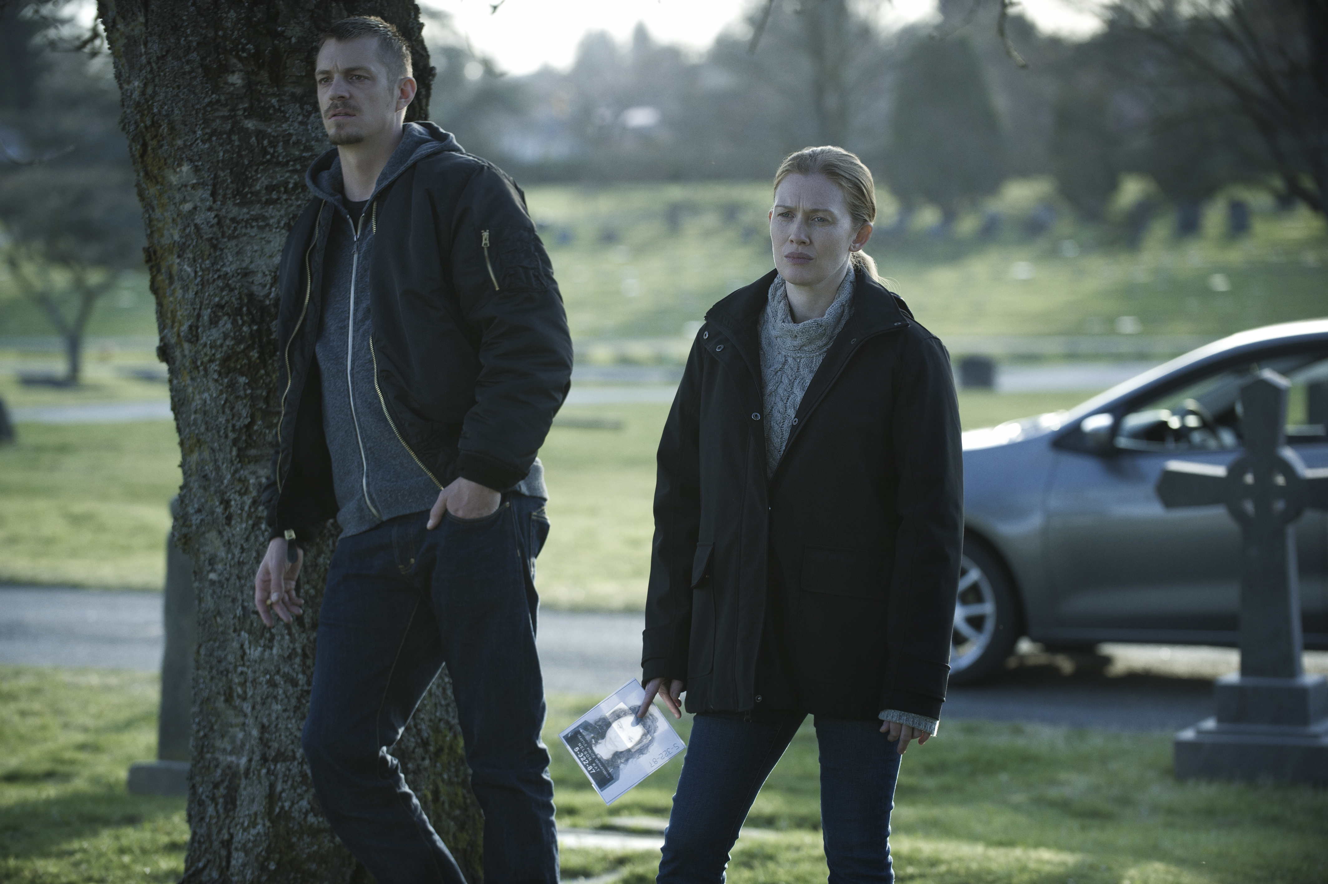 The Killing concluded after four seasons (one on Netflix)