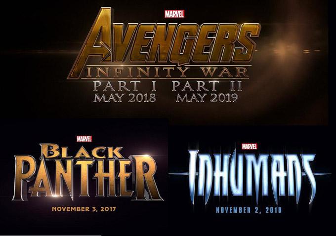 Marvel Announces 'Black Panther,' 'Captain Marvel,' Two-Part