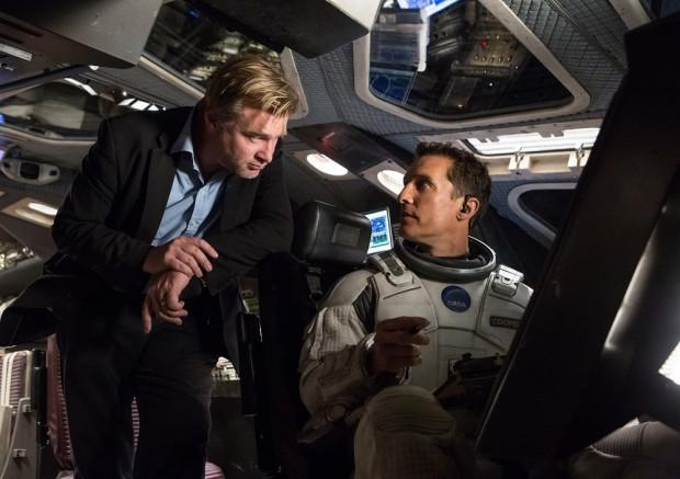 'Interstellar': Behind the Scenes with Christopher Nolan ...