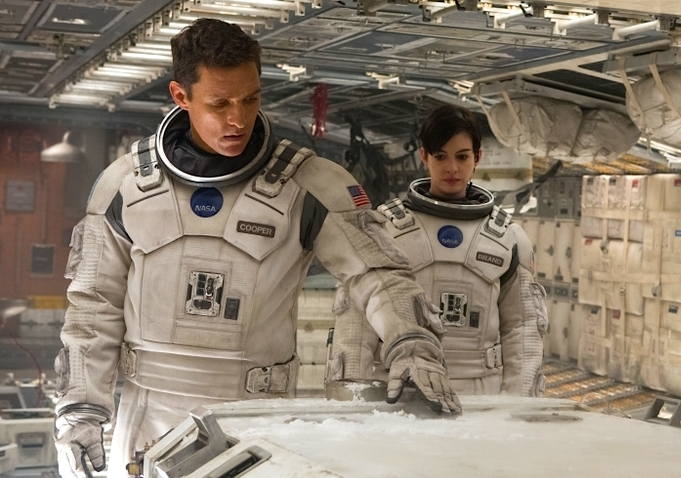 In the 'Interstellar' Universe, the Apollo Missions Were a Hoax and 7 More Highlights from TIME