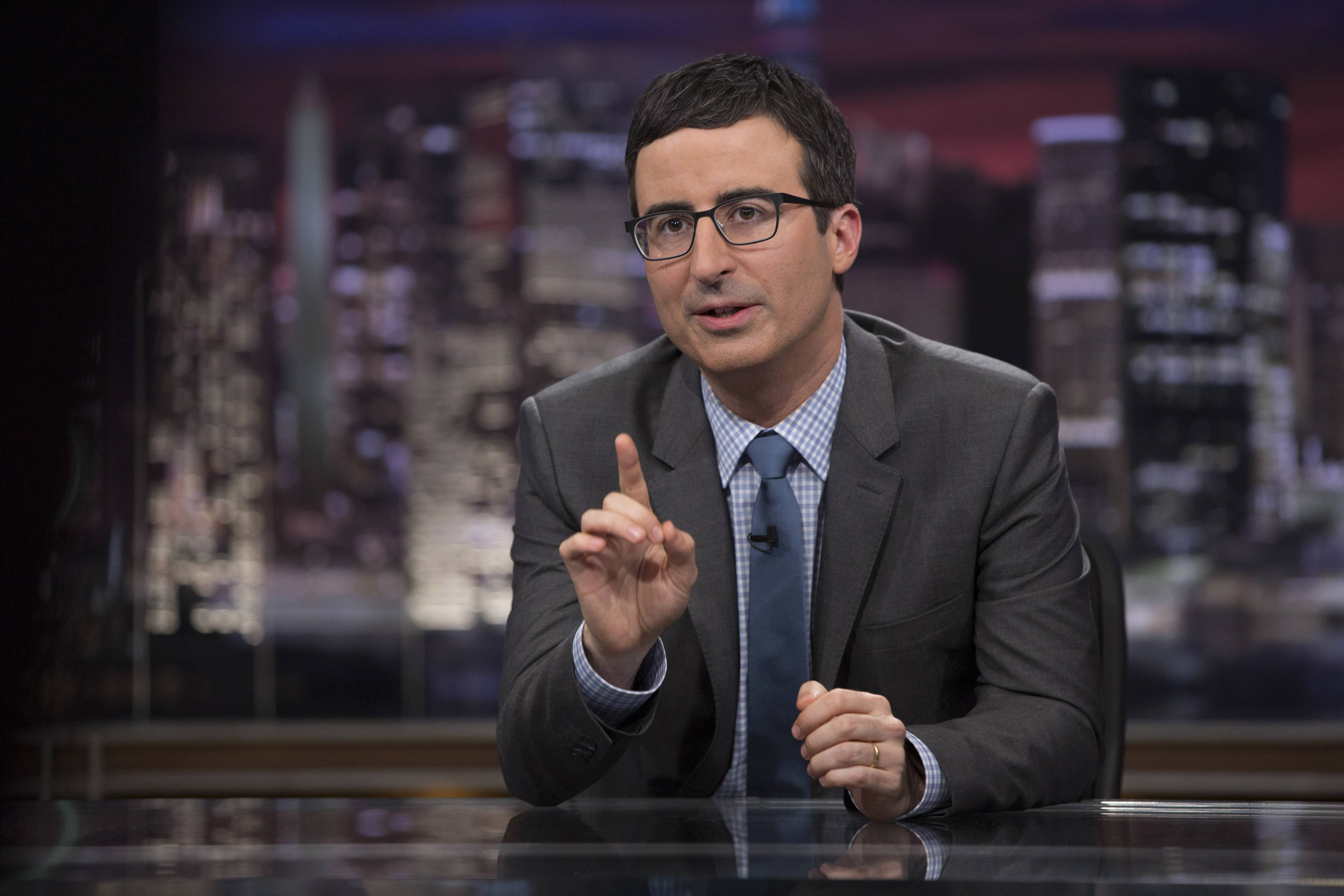 John Oliver Biography - Actor English Comedian