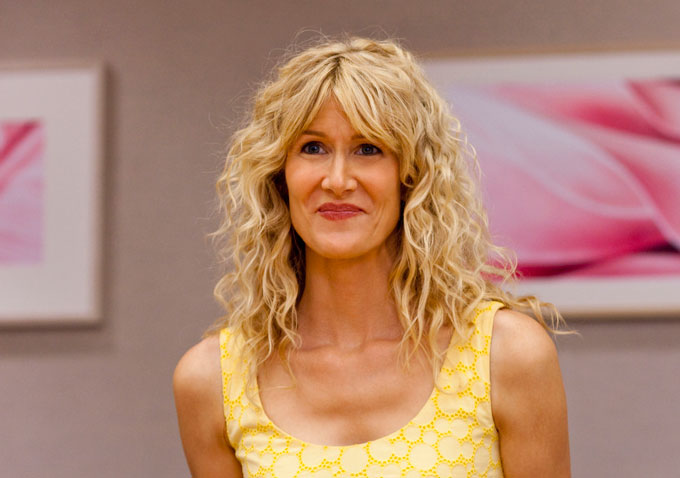 Laura Dern Explains the Moving...