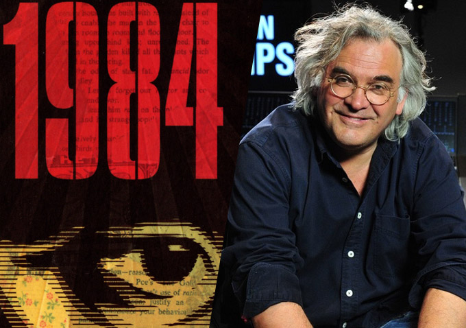 Paul Greengrass To Direct Adaptation Of George Orwells 1984