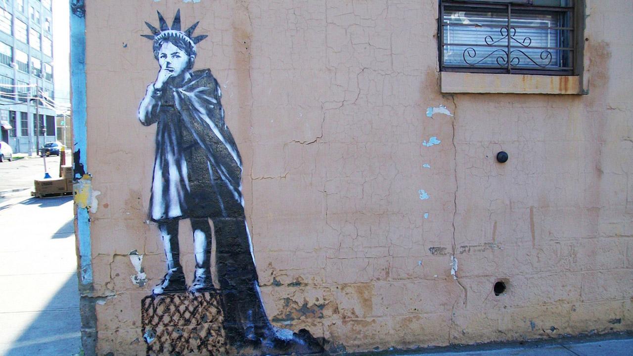Banksy New York