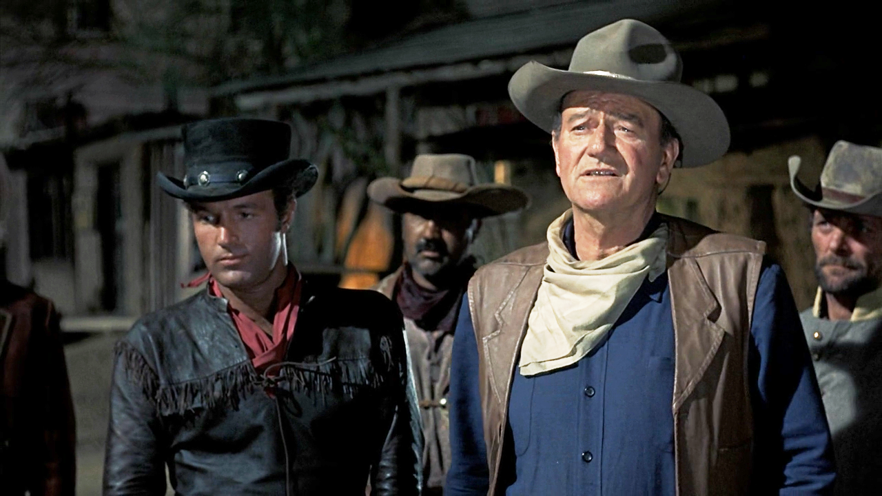 Trailers From Hell Travels to 'El Dorado' with John Wayne ...