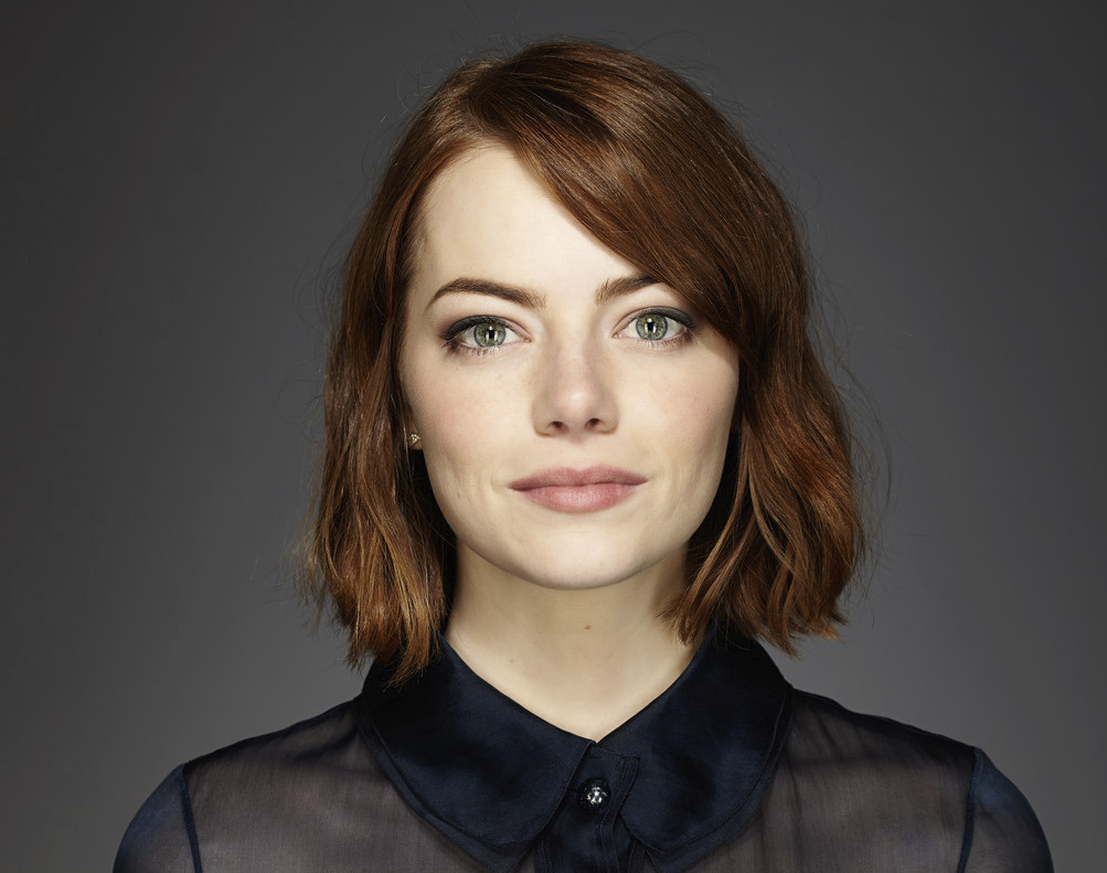 Don't Love Emma Stone Yet? This Interview Will Fix That ... Emma Stone