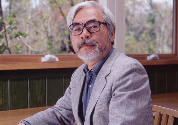 hayao miyazaki characters