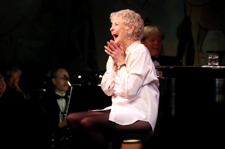 The Best Things Nathan Lane and Others Said at Elaine Stritch's