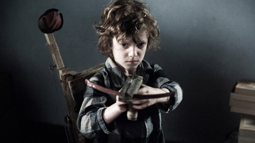 Review Jennifer Kents Inventive Dark And Psychotic Horror The Babadook