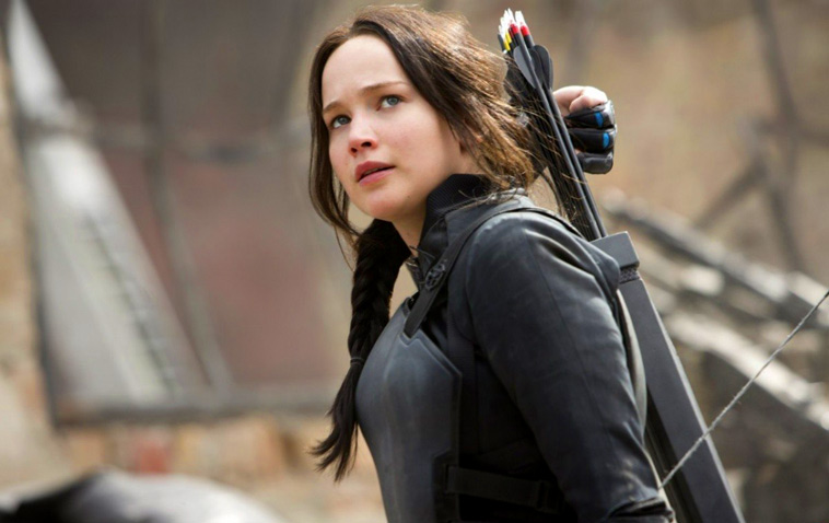 Watch: Katniss Meets Cressida And Her Crew In Clip From 'The ...