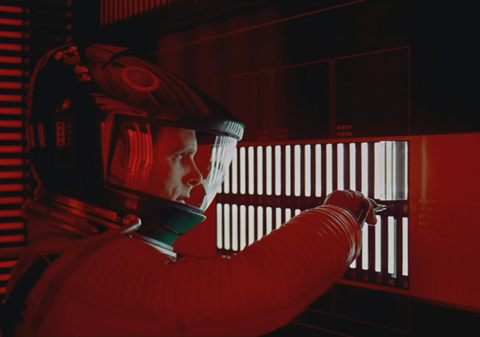 a summary of the story a space odyssey