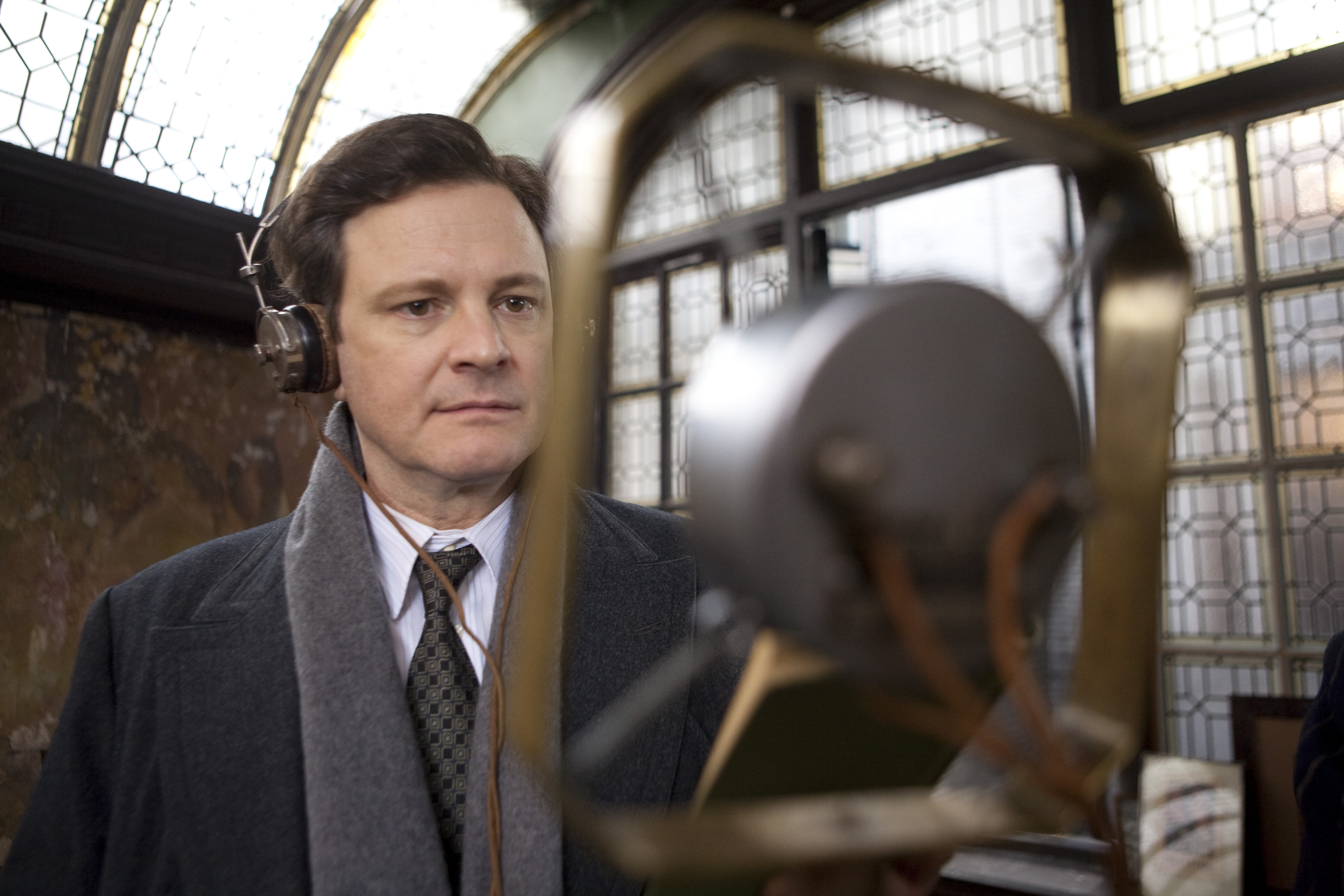 Watch: 'The King's Speech' Screenwriter Reveals His Writing Process: Fly  Fishing | IndieWire