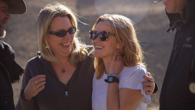 Why Cheryl Strayed Went Wild For Reese Witherspoon And