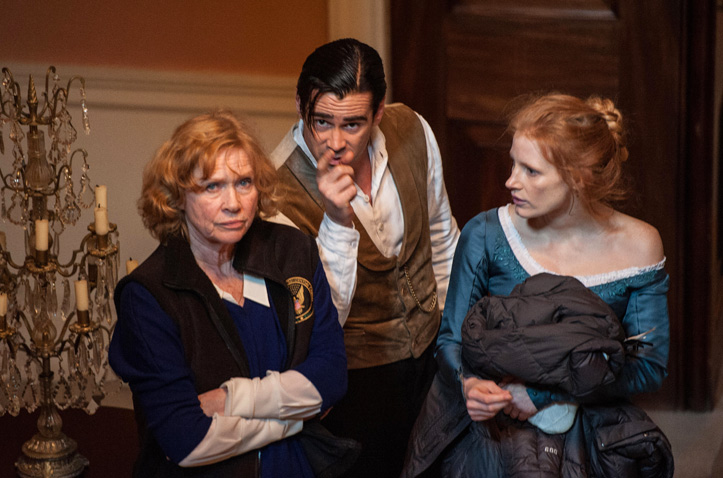 miss julie essay the daily page the last reel chastain farrell meet miss julie chastain farrell meet miss julie