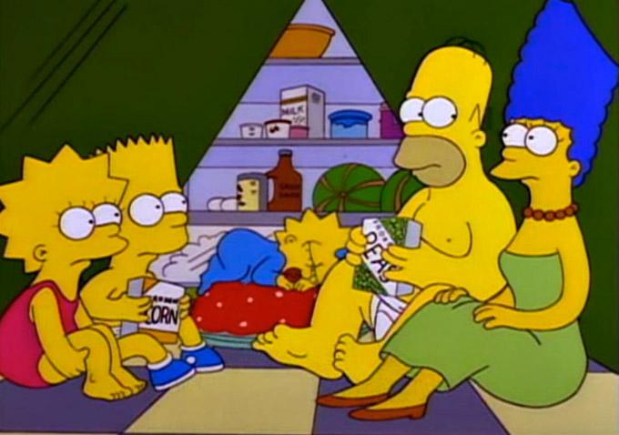 Симпсоны голые фото 68384 фотография