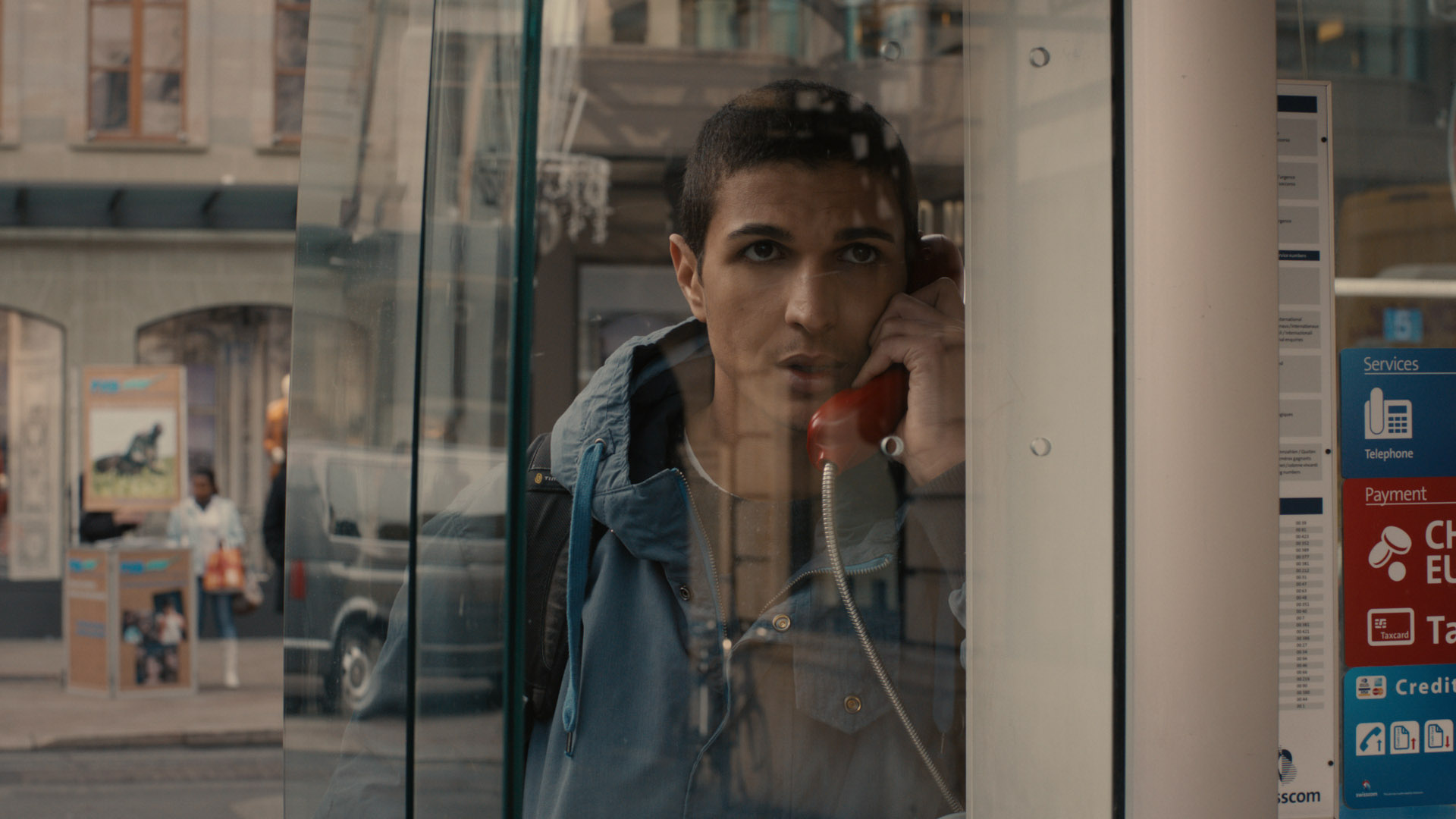 Review Moroccan Author Abdellah Taas Directorial Debut Salvation Army Falls Short Opens Jan 23