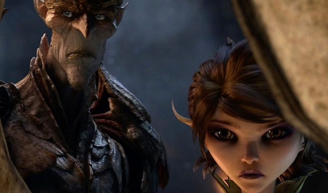 Strange Magic Reviews Yup That S Late Period George Lucas All Right Indiewire
