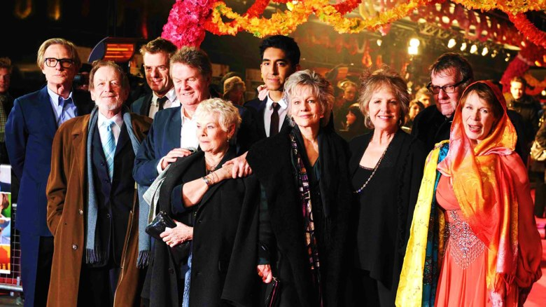 While The Best Exotic Marigold Hotel Was Remarkable In Its Focus On A Group Of Older Characters Played By Legendary Actors Like Maggie Smith Judi Dench
