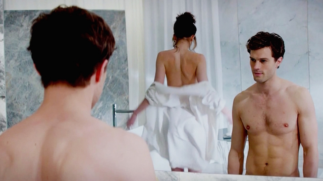 A Fifty Shades Of Grey Review Becomes Film Critica