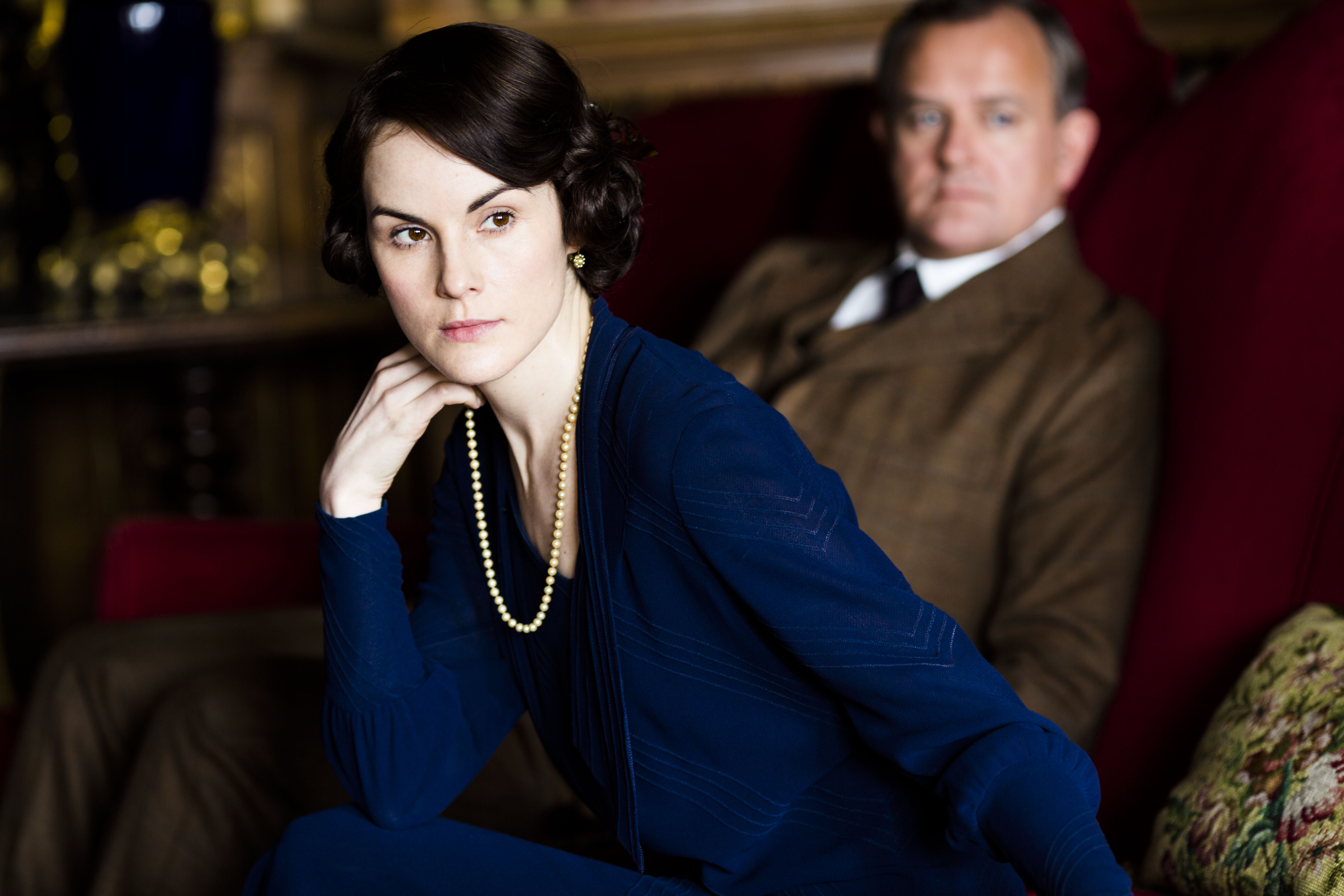pictures Weekend Agenda: Downton Abbey Returns and Steve McQueen's Motorcycle ForSale