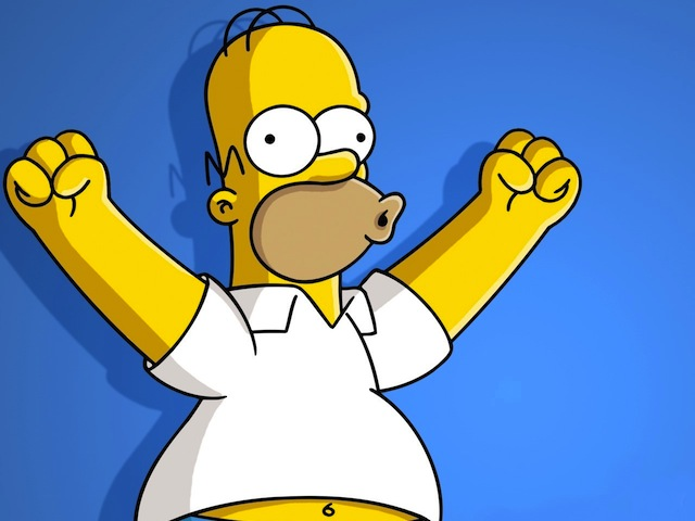 The Simpsons To Stream In 4 3 In The Words Of Homer Simpson Woo Hoo Indiewire
