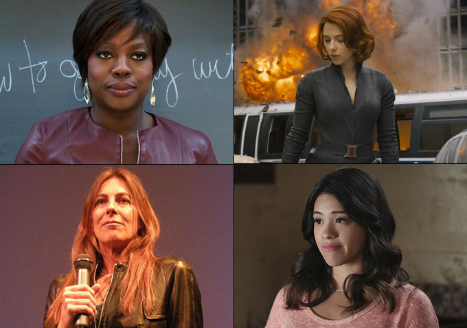 The images of womanhood portrayed in television
