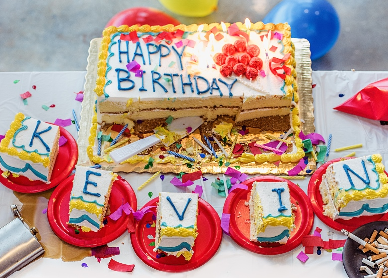 Just Stopping By To Say Happy Birthday: 'Happy Birthday Kevin' Highlights How Adults Are Just Big