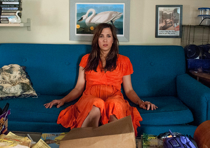 Kristen Wiig Considers A Swan In New 'Welcome To Me' Poster