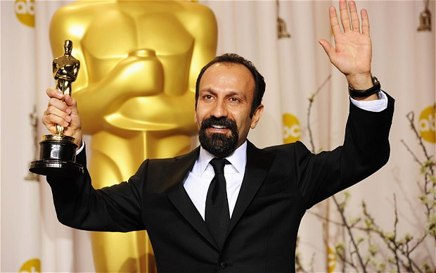 The salesman director can t attend oscars due to trump s for Oscar awards winning movies