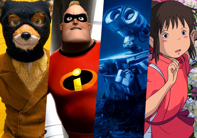 Cartoon Characters 21st Century : The best animated films of st century so far