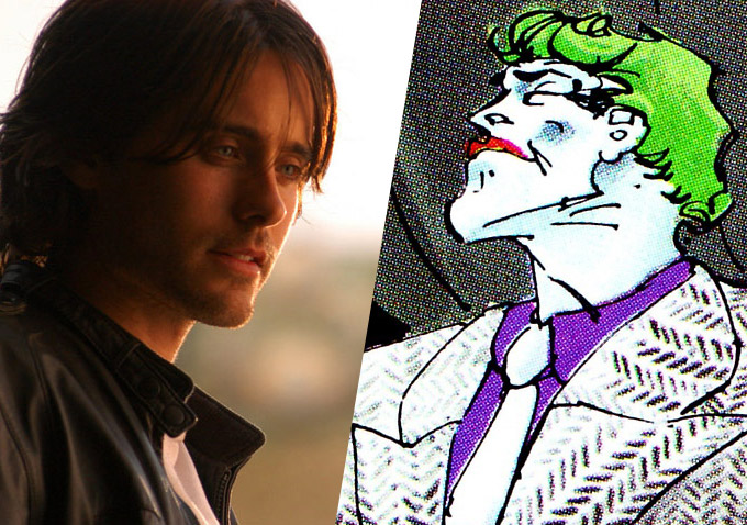 Jared Leto's Joker In 'Suicide Squad' Reportedly Based On ...