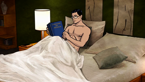 Sterling Archer The Modern Take Down Of James Bond On Adam Reed S Cult Animated Show Is Many Things But That Last Detail Has Always Been A