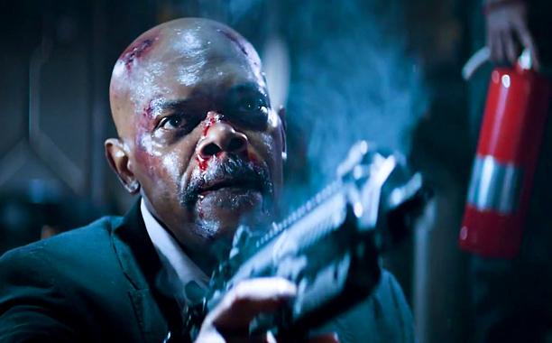 Samuel l jackson zombie movie