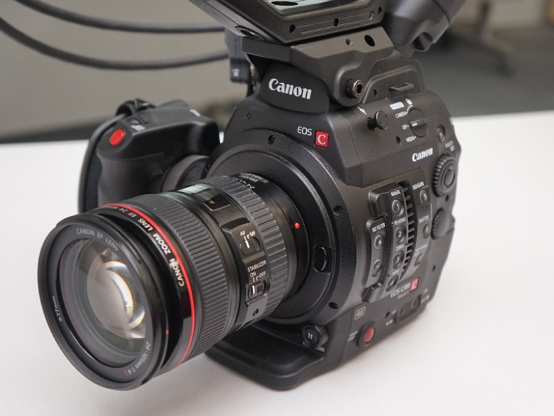 New Cameras Unveiled in Time for NAB: Here's Why C300 Mark II Is One