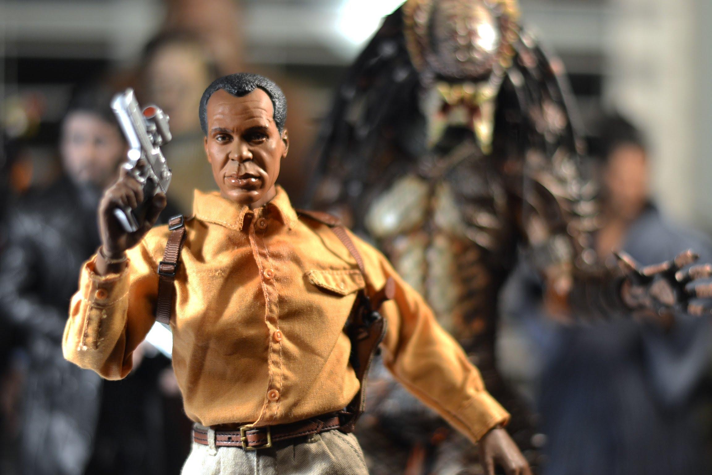 Danny Glover: Action Movie Star Opportunity Missed ... Predator 2 Danny Glover
