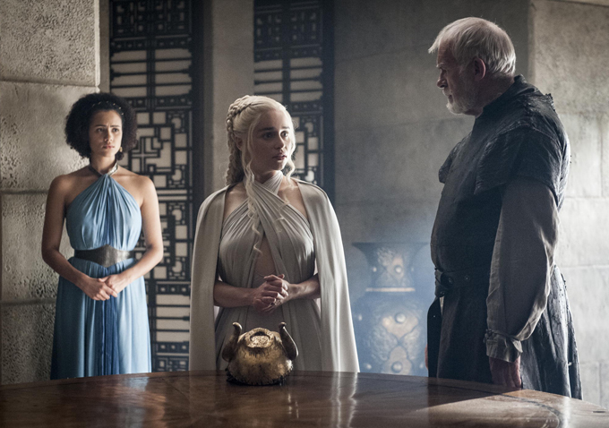 Recap: 'Game of Thrones' Season 5, Episode 1, 'The Wars to