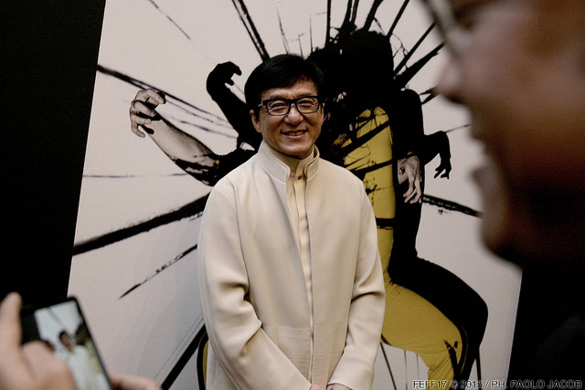 Jackie Chan on Why Hollywood Isn't Producing Good Martial Arts Films