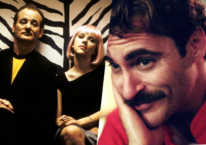 Watch: Fall In Love With The Symmetry Of Spike Jonze's 'Her' & Sofia